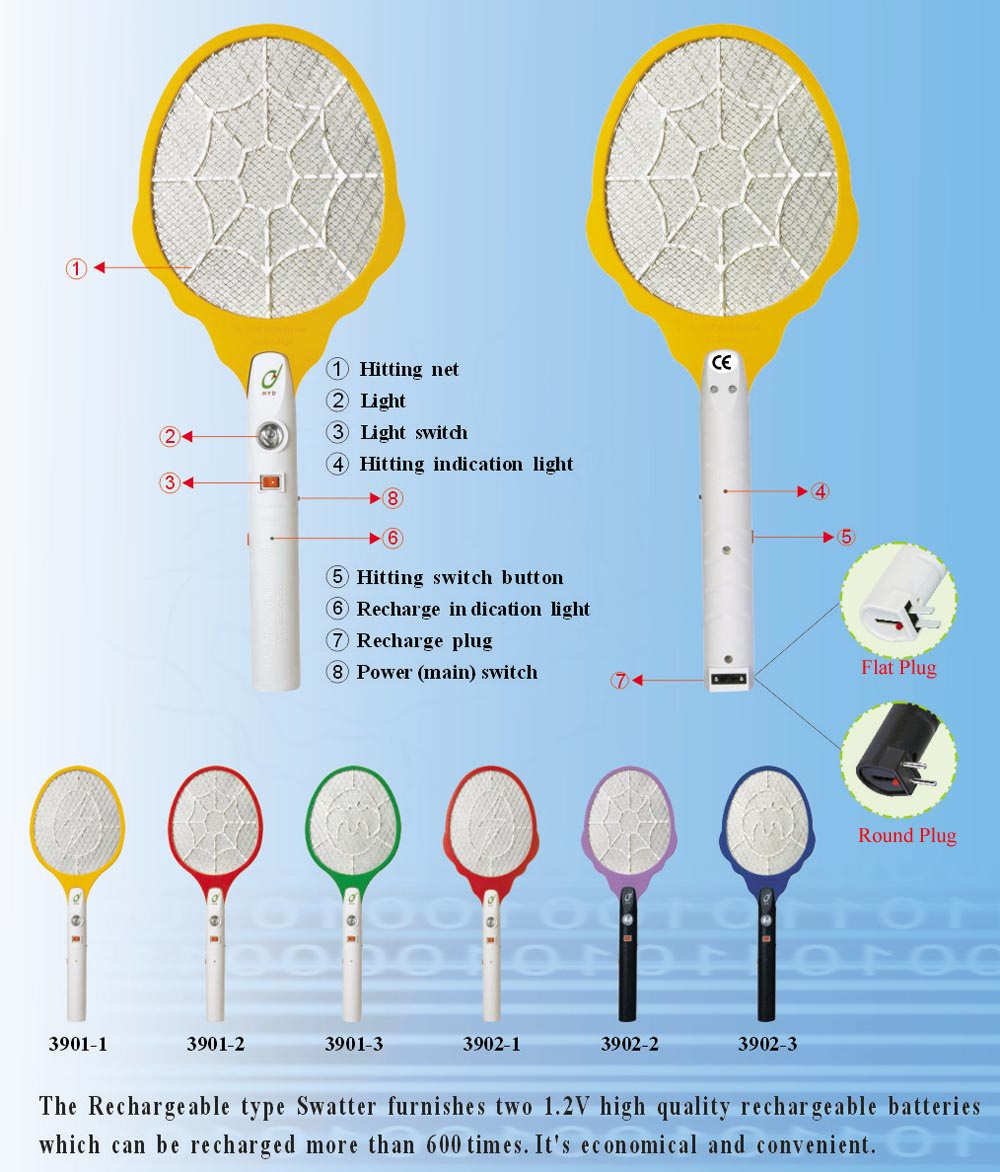 of rechargeable electronic fly swatter rechargeable electronic